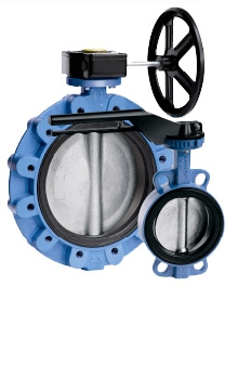 BUTTERFLY VALVES SOFT SEATED