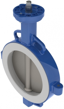 BUTTERFLY VALVES HIGH PERFORMANCE PTFE SEATED