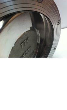 BUTTERFLY VALVES COLOSSUS: HIGH PERFORMANCE METAL SEATED